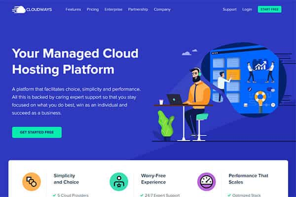 Cloudways WP Engine