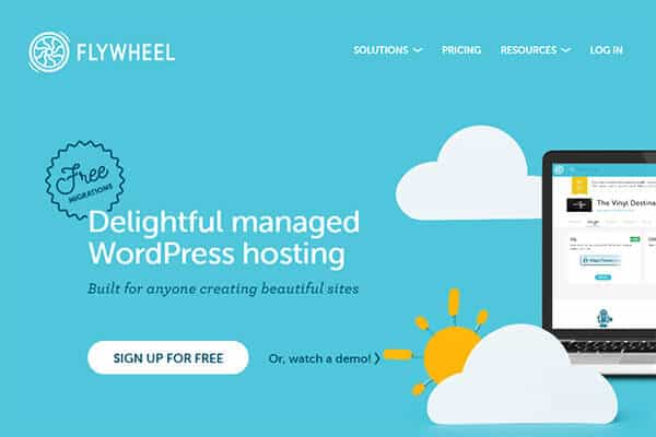 Flywheel WP Engine