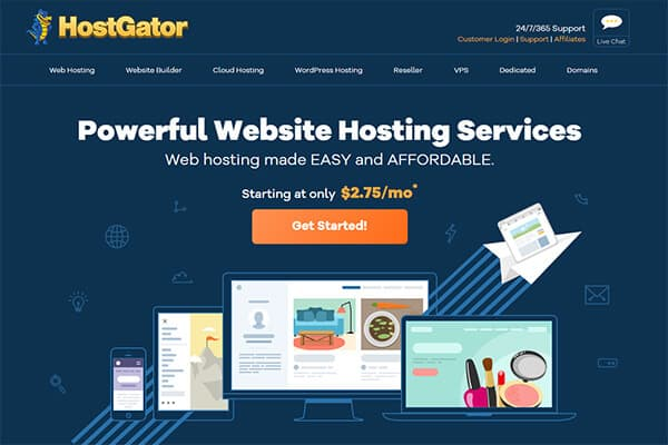 HostGator WP Engine