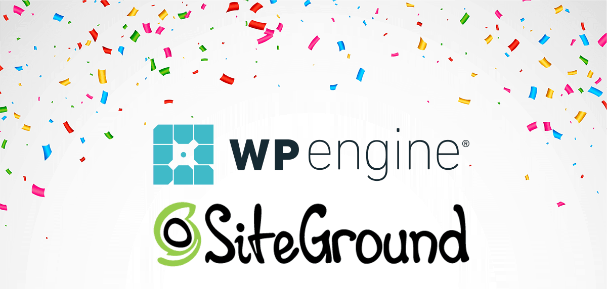 WPEngine vs SiteGround Winner