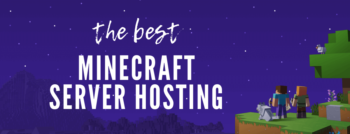 The Best Minecraft Server Hosting Provider for Multiplayer
