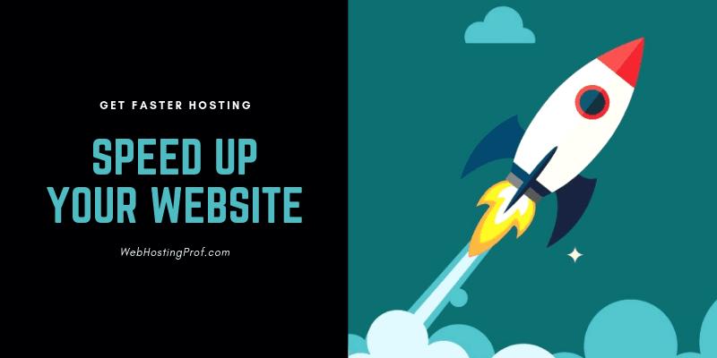 speed web hosting